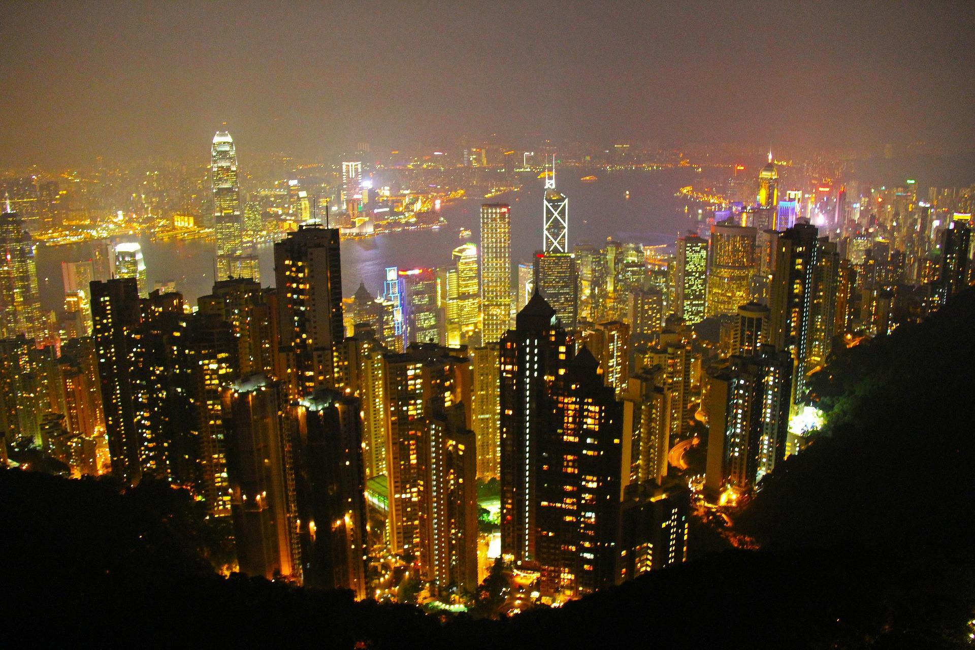 【ヴィクトリアピークから眺める絶景】2泊3日で行く香港旅行記