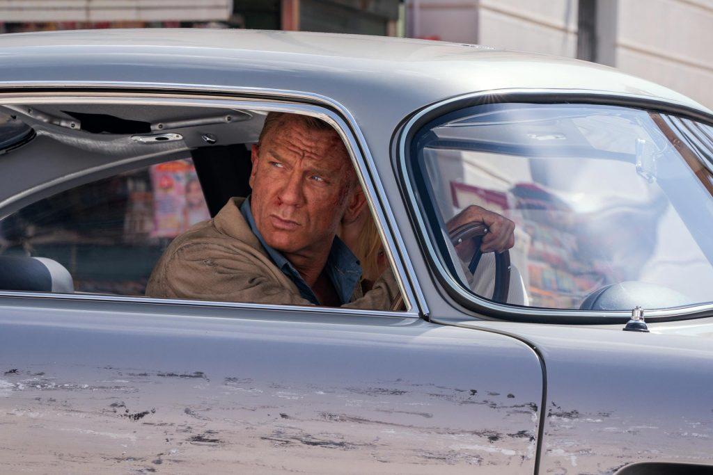 【007シリーズ】ノー・タイム・トゥ・ダイ NO TIME TO DIEのロケ地を聖地巡礼